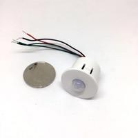 Super Mini Infrared detector IR Sensor For Security Alarm Smart Home System Lamp Switch NO relay signal 12 24V ceiling
