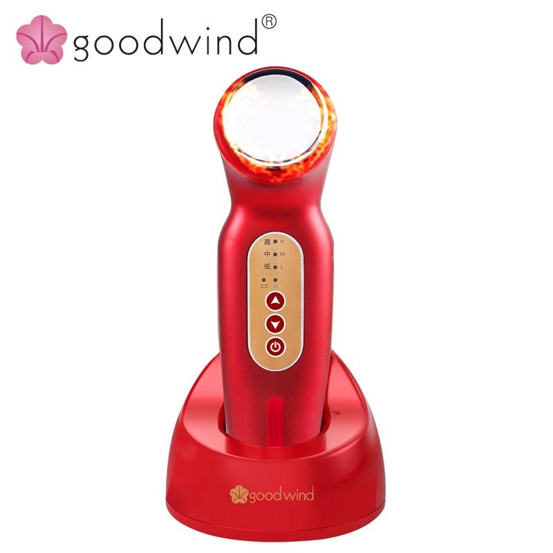 La goodwind CM-1-2R face lift massage massagedor 3d v face slimming lift cheek instant small v shape face beauty skin care