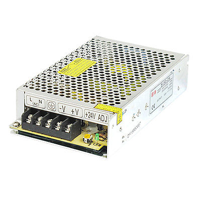 AC 110/220V DC 24V 2.1A 50W Switching Power Supply Driver for LED Strip Light S-50-24 90w led driver dc40v 2 7a high power led driver for flood light street light ip65 constant current drive power supply