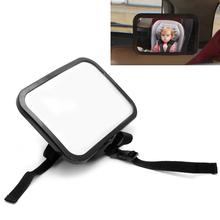 Adjustable Large Field Rera View Baby Child Seat Safety Car Lensrearview Mirror