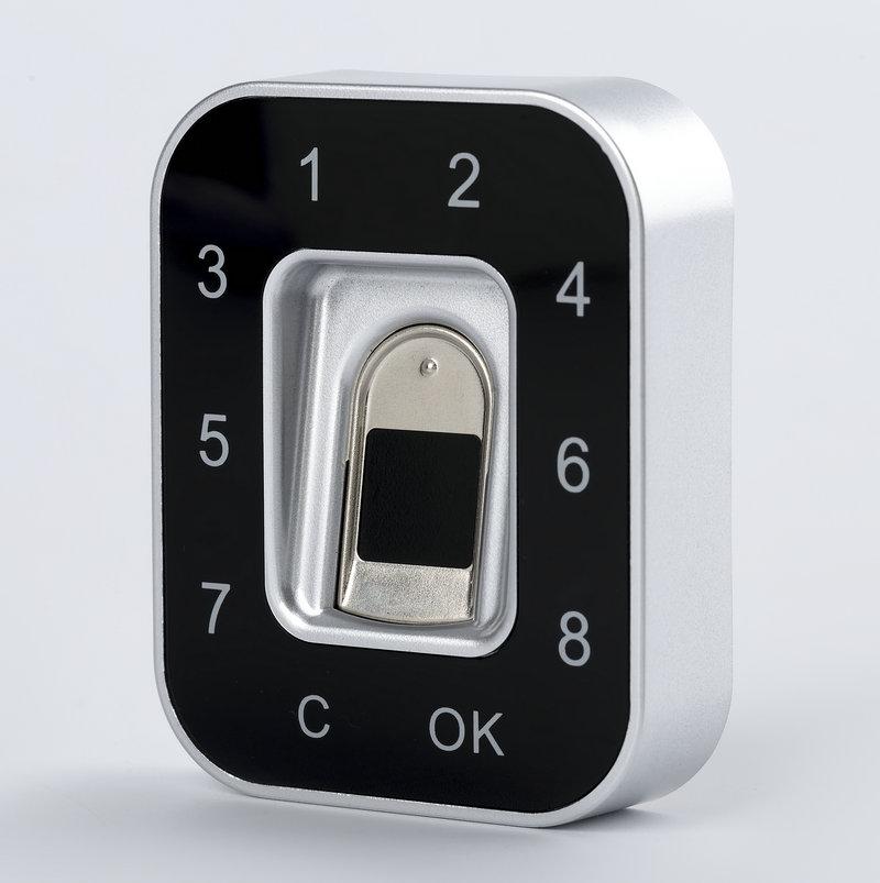 G12 password fingerprint drawer lock Shoe cabinet lock Filing cabinet lock