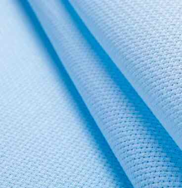 Satu Ruangan 14 Hitungan (14 CT) 50X50 Cm Aida Cloth Cross Stitch Kain Hijau Muda/Biru Kualitas Terbaik Gratis Pengiriman