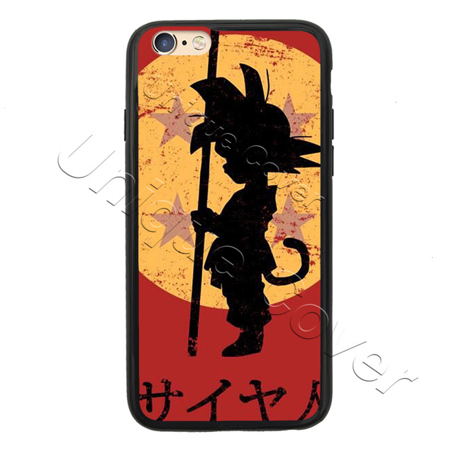 Dragon Ball Z Goku Vegeta Case For iphone