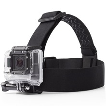 Head strap mount For SJCAM SJ4000 Gopro Hero 4 5 Xiaomi yi Action Camera Head harness Mount For Go Pro SJ5000 Sport Camera 10
