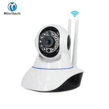 HOT 720P IP Camera Wifi Security Cameras Home Alarm Surveillance Camera IR Night Vision Baby Monitors Onvif Two Way Audio PTZ