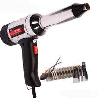 Hot Air Soldering Gun For Welding Dryer Plastics