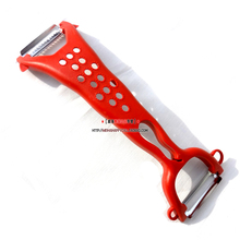 Multifunctional gearshaping paring knife gearshaping grater fruit knife big 7 function