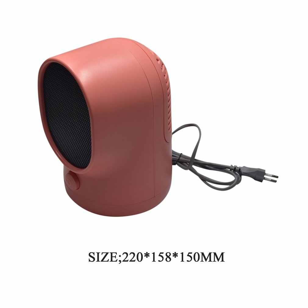 Riscaldatore elettrico Mini Girevole Riscaldatore Ad Aria Aria Calda Ventilatore Camera Ventilatore Elettrico Riscaldatore Del Radiatore Più Caldo Personale