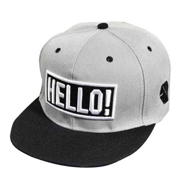Womail Hats Caps hat unisex Solid baseball cap Printed Fashion Embroidery  Snapback Boy Hiphop Hat Adjustable f75693bb31