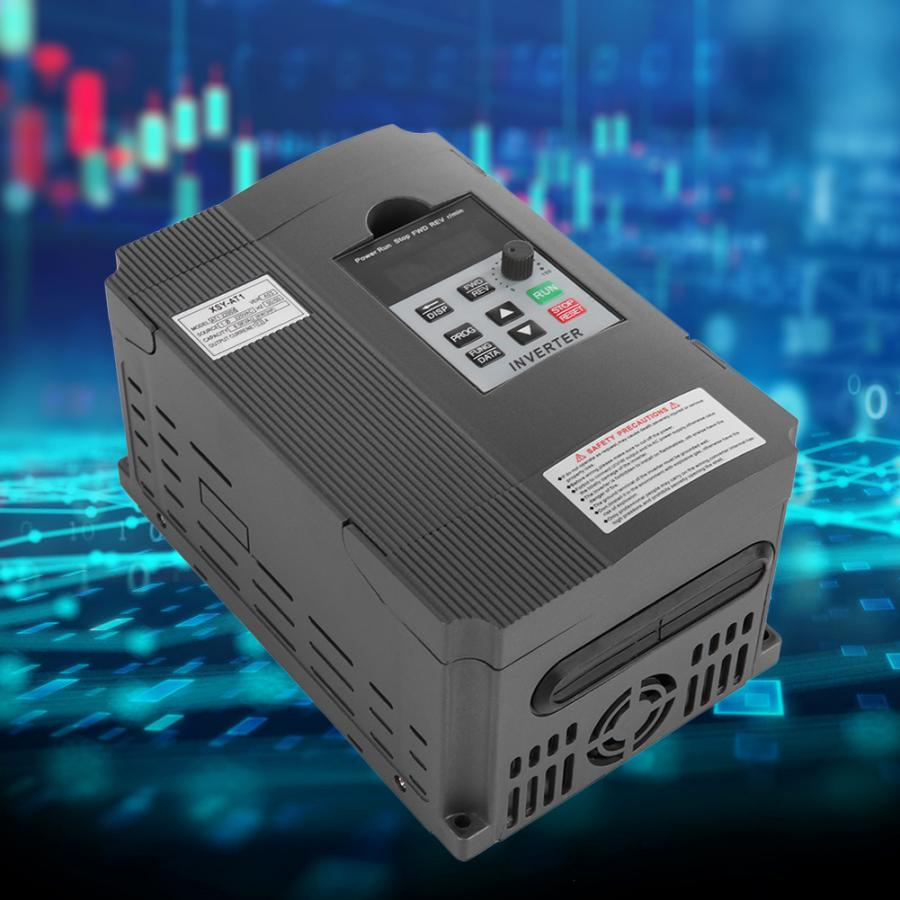 Frequency Transformer 2.2KW 220V Single Phase Universal Variable Frequency Drive VFD Single input and three output Inverter-in Inverters & Converters from Home Improvement    1