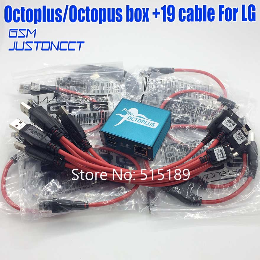 The original  new Octopus box octoplus box for LG Activated+18 cables for new P705& P705F& P705G& P705GO &700 The original  new Octopus box octoplus box for LG Activated+18 cables for new P705& P705F& P705G& P705GO &700