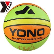 YONO Basketball Size 5 PU Leather Anti Slip Children Student Games Training Ball Kids High Quality Shooting Basketbal