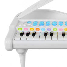 24 Keys Multi-functional Piano for Kids with Microphone Electronic Organ Music Keyboard