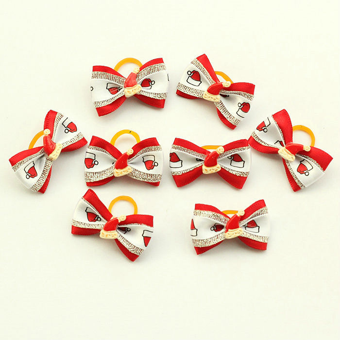 100-PcsLot-Armi-store-Handmade-Christmas-Dogs-Bow-Festival-Grooming-Bows-For-Dogs-6011035-Pet-Jewelry-Accessories-Wholesale-5