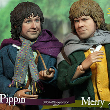 Action Figure full set 1/6 Full Set The Lord Of Ring PIPPIN/Merry Model Doll for fan collections