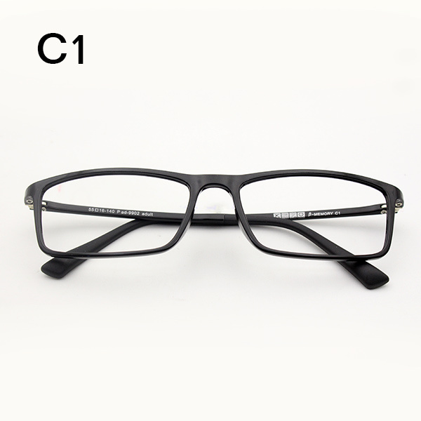 aliexpresscom buy 9902 eyeglasses acetate frames fashion titanium eyeglasses frame myopia reading glasses frames men optical eyewear lenses women from