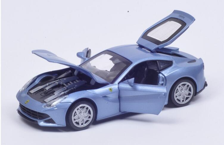 Tellement Cool!!! Le Rapide Et Le Furieux F12 Alliage Voitures Modèles Jouet Enfants Jouets de voiture En Gros Métal classique Voitures