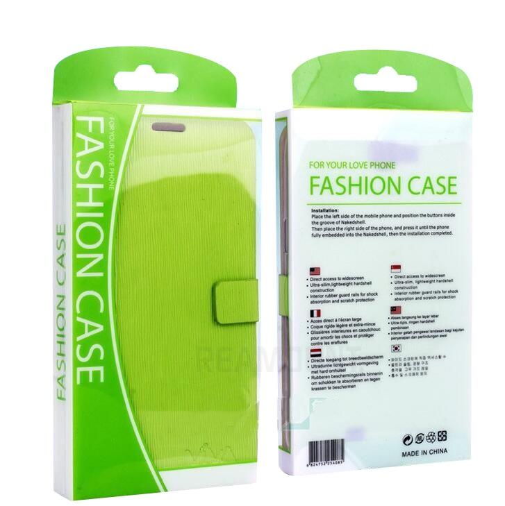 Цена за 100 шт. красочные ПВХ упаковка розничная Упаковка коробка для iPhone 6 7 для Samsung S7 для сотового телефона чехол обновления Аксессуары