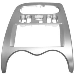 Image 2 - Ajuste para RENAULT Logan SANDERO Dacia Duster doble 2 Din Marco de salpicadero para coche Radio montaje en Panel Kit de instalación de tablero