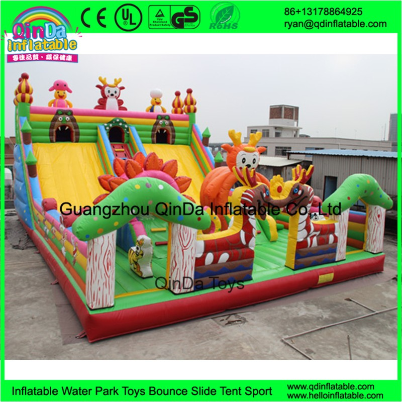 inflatable giant fun city01