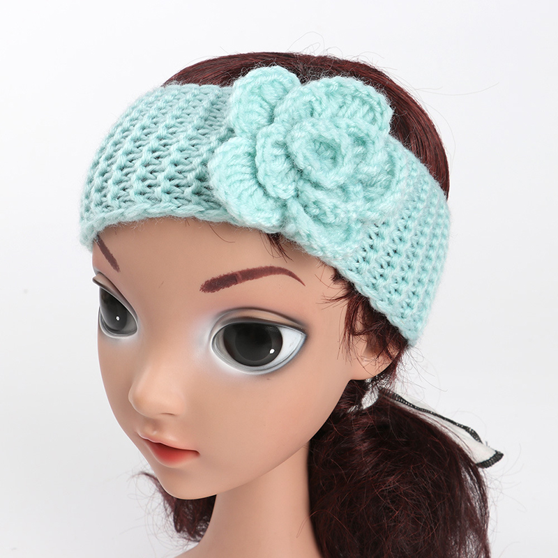 Hot Sale Baby Headband Knitting Pattern Baby Girls Headband Winter