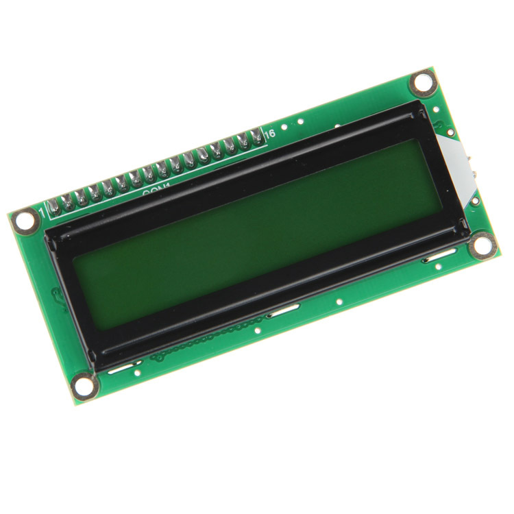 Serial Interface IIC I2C TWI 1602 16*2 Character LCD display Module for Arduino Free Shipping