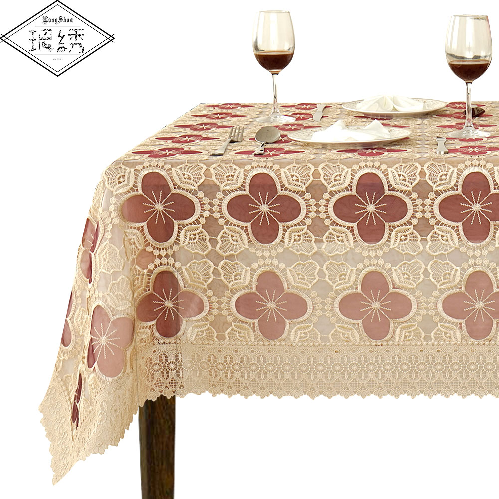 Free shipping 2017 newest luxury 60cm 85cm 120cm square for 85 square tablecloth
