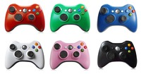 Xbox 360 2.4GHz Wireless Game Controller Gamepad for Microsoft Xbox 360 Support Three level Vibration Controller Gamepad Joypad