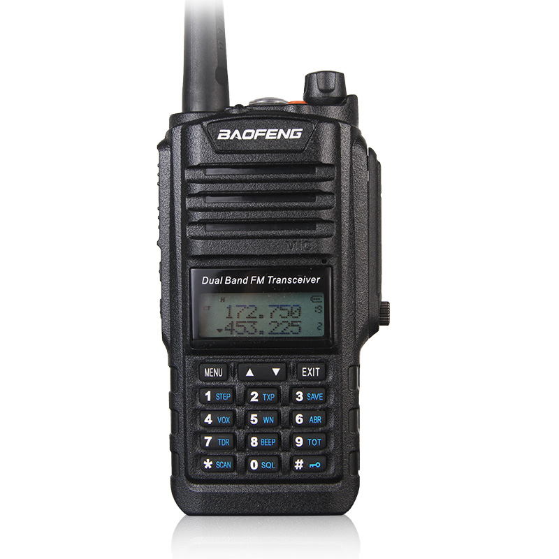 Baofeng BF-A58 Portable Walkie Talkie 5W UHF VHF UV Dual Band IP67 Waterproof Scanner Two Way Radio Comunicador TransceiverBaofeng BF-A58 Portable Walkie Talkie 5W UHF VHF UV Dual Band IP67 Waterproof Scanner Two Way Radio Comunicador Transceiver