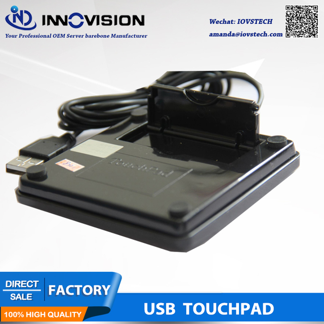 Special Industrial Touch-pad computer mouse USB Interface