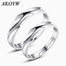 Серебряный Цвет женские модели кольцо открытие волна твист пара мило ювелирные изделия дикий ретро ювелирный завод оптовая