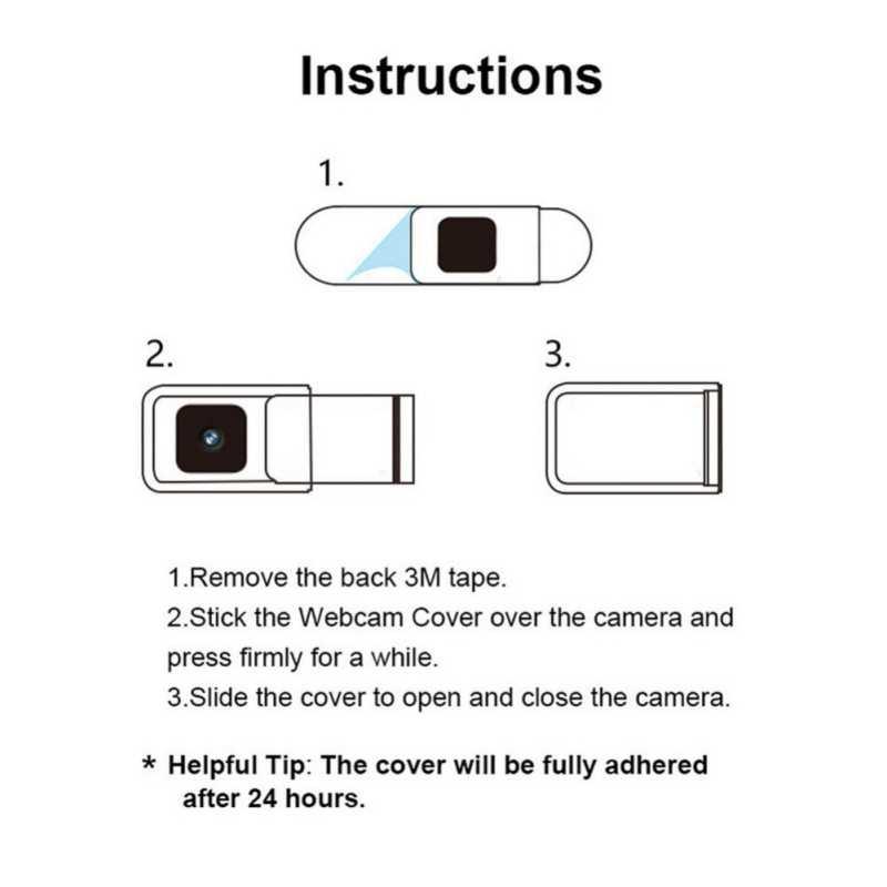 Металлическая веб-камера слайдер затвора крышка камеры стикер для ноутбука iPad ПК Планшет для iPhone смартфон