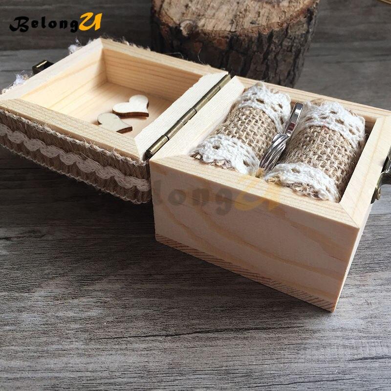 wedding decoration ring box MUW-093-06