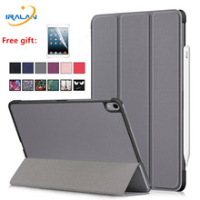 Slim PU Leather Flip Stand Case For Apple iPad Pro 11 2018 A1979 Tablet