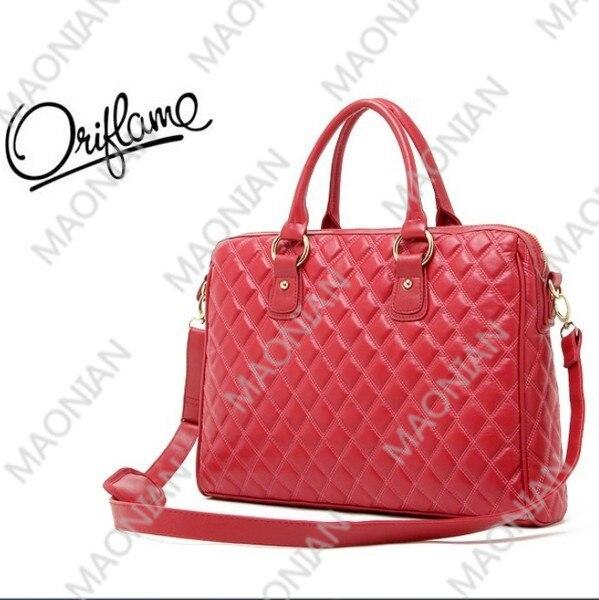 96f4c6ec1ce56 Hot Sale New 2013 Fashion Designer Brand Handbags Lady s Shoulder Bags  Oriflame Laptop Bag Women Messenger Bag Items