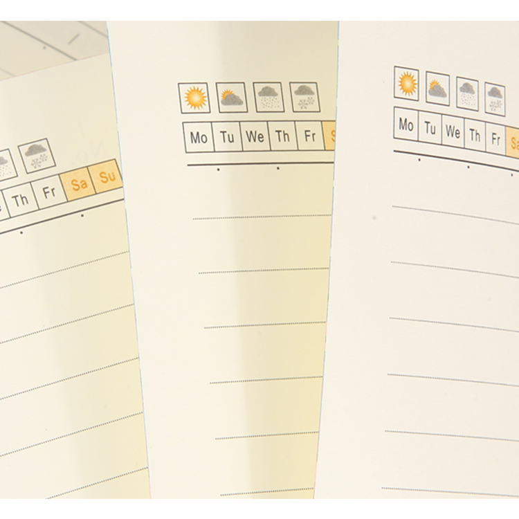 RuiZe měkký obal kreativní notebook kožený žurnál deník - Bloky a záznamní knihy - Fotografie 4