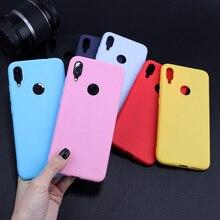Candy Color TPU Case For Xiaomi Redmi Note 5 6 7 Pro Note 4 4X 5A Prime Mi 9 8 A2 Lite Redmi 7 6 Pro 6A 5 Plus Soft Silicon Case case for redmi note 5 6 pro case ultra mi 8 9 se lite note 7 soft tpu silicon case for xiaomi redmi 6a 4x note 4 5 plus 5a case
