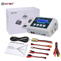 Hot Sale HTRC C150 Lipo Charger AC/DC 150W 10A RC Balance Charger Discharger for LiPo LiHV LiFe Lilon NiCd NiMh Pb Battery