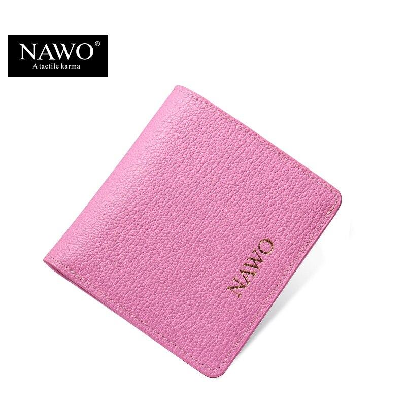 NAWO New Pink Women Walletss