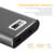 Ferising real 20800 mah banco de potencia dual usb powerbank externa del cargador rápido con pantalla led de batería portátil para todos los teléfonos