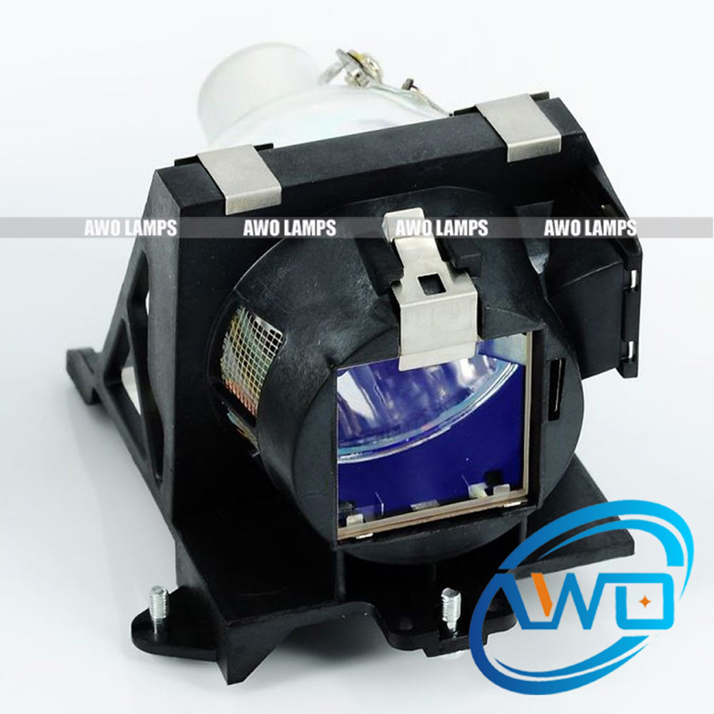AWO Compatible Module 400-0184-00 Replacement Projector Lamp for PD F1 SX+ (250w) F1+ 180 Day Warranty Fast Shipping awo projector lamp sp lamp 005 compatible module for infocus lp240 proxima dp2000s ask c40 150 day warranty