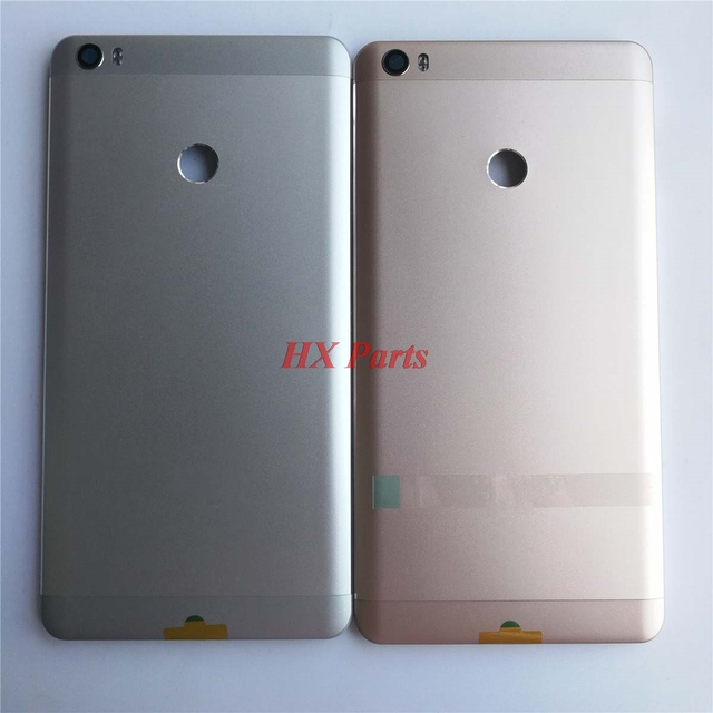 the best attitude 5cd18 6fc3f US $18.7 |For Xiaomi Mi Max MiMax New Silver/Gold Back Rear Battery Housing  Door Back Cover Case Replacement Parts-in Mobile Phone Housings from ...