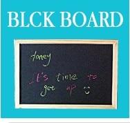 High Quality magnetic blackboard