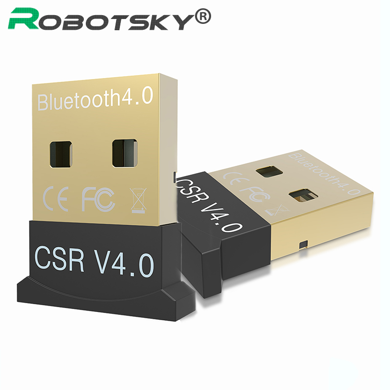Mini USB Bluetooth V 4.0 Dual Mode Sem Fio Adaptador Dongle Bluetooth CSR 4.0 USB 2.0/3.0 Para Windows 10 8 XP Win 7 Vista 32/64 lacywear gk 32 fio