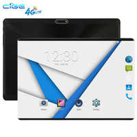 2019 Nieuwe 10 inch tablet pc 3G 4G FDD LTE Octa core 1280*800 IPS 4 GB RAM 64 GB ROM Android 8.0 Bluetooth GPS tablet 10 Pad 2.5D