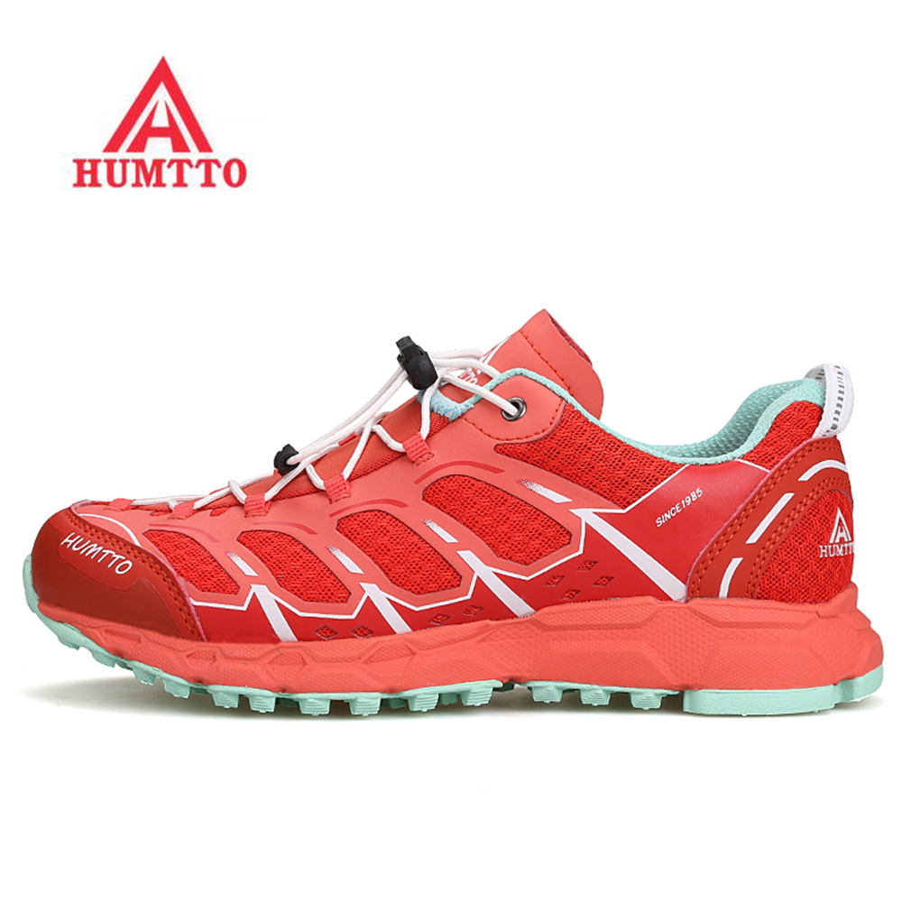 2018 HUMTTO Womens Outdoor Running Shoes Sneakers For Women Sports Speedcross Trail Trekking Running Run Shoes Sneakers Female high quality womens sports running shoes sneakers for women sport breathable trail running run shoes woman sneaker
