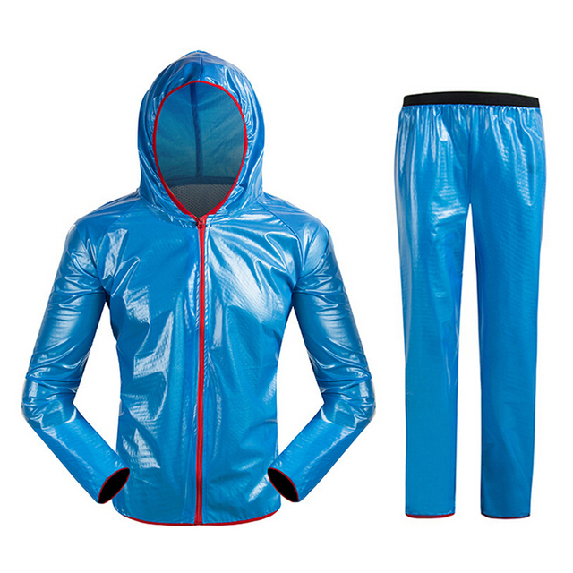 Cycling Set Windproof Cycling Jacket and Pants Cycling Jersey Rainproof Ciclismo Bicicleta Bike Bicycle Riancoat Rain Coat
