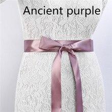 Vestido de novia cinturón oro rosa piedras cinta hecha a mano cinturón de cristal  para el vestido de boda Y11 5 f8841fb29a7b