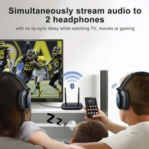 Image 3 - CSR8675 Aptx LL HD Bluetooth 5.0 émetteur récepteur Audio stéréo sans fil adaptateur RCA 3.5mm AUX SPDIF pour PC TV voiture casque