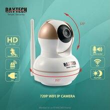 Daytech IP Беспроводной Wi-Fi Камеры Безопасности Ночного Видения Plug & Play Mini Wi-Fi Монитор ПРИЛОЖЕНИЕ Motion Detect H.264 720 P DT-C103A